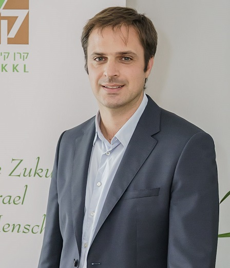 Hauptdelegierter Johannes Guagnin
