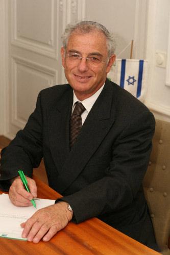 Moshe Oppenheimer, Delegierter des JNF-KKL Jerusalem für Testamente und Nachlässe