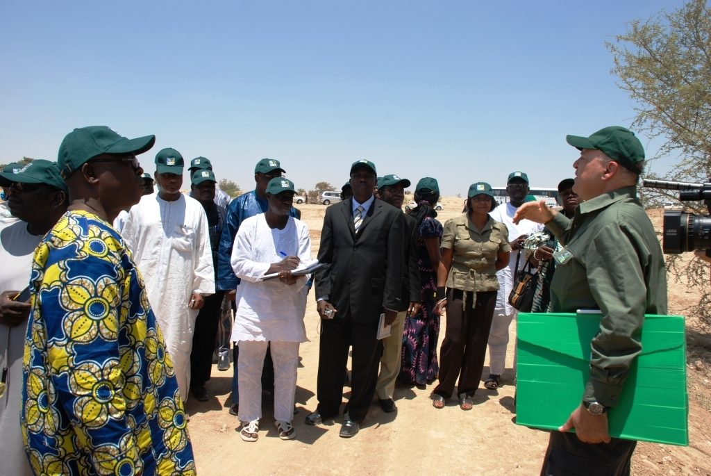 Internationale Kooperation mit Nigeria