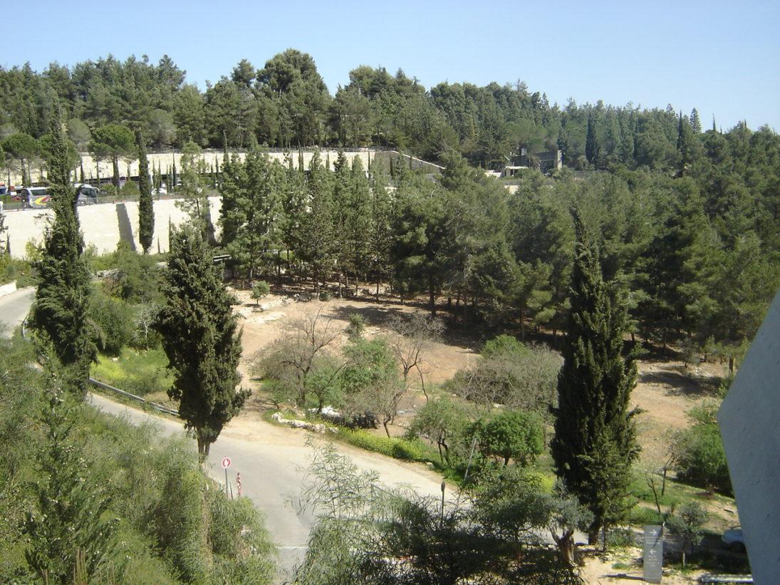 Berge Jerusalems