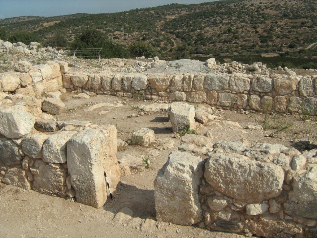 Ausgrabungen in Adulam