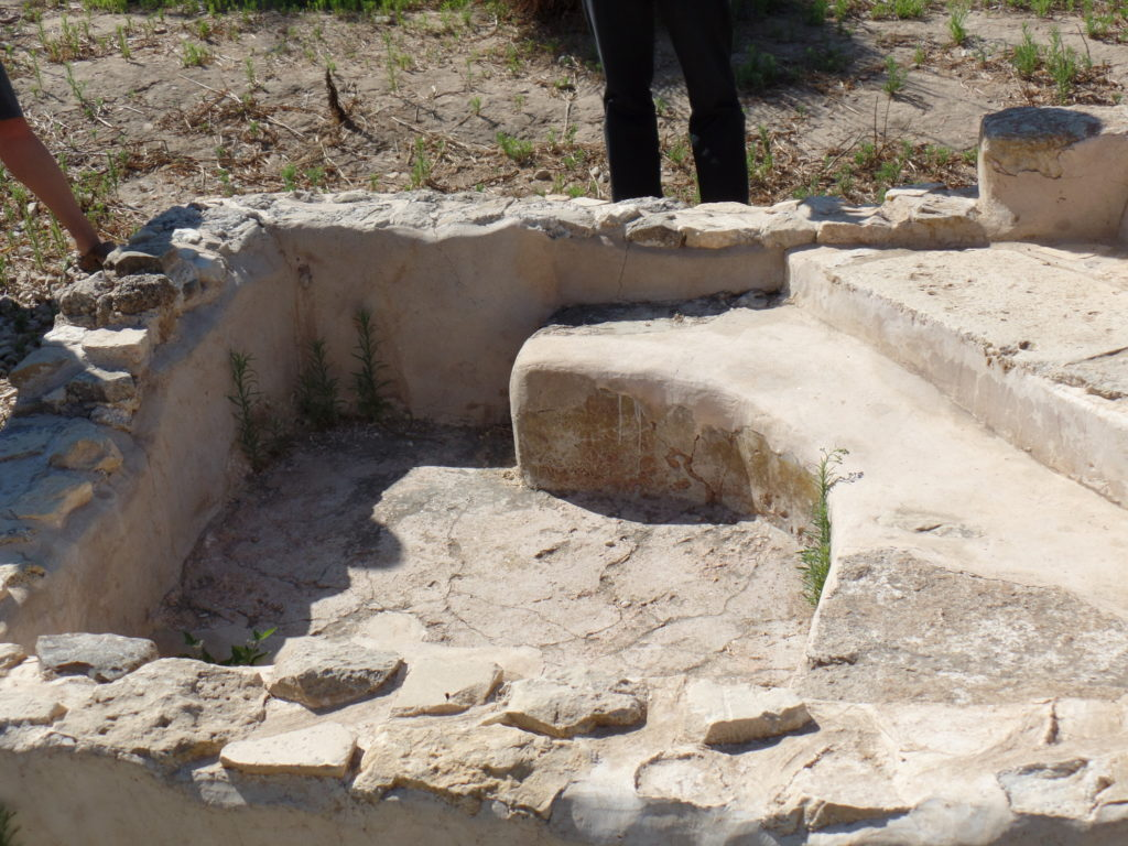 Israel bietet viele archäologische Stätten
