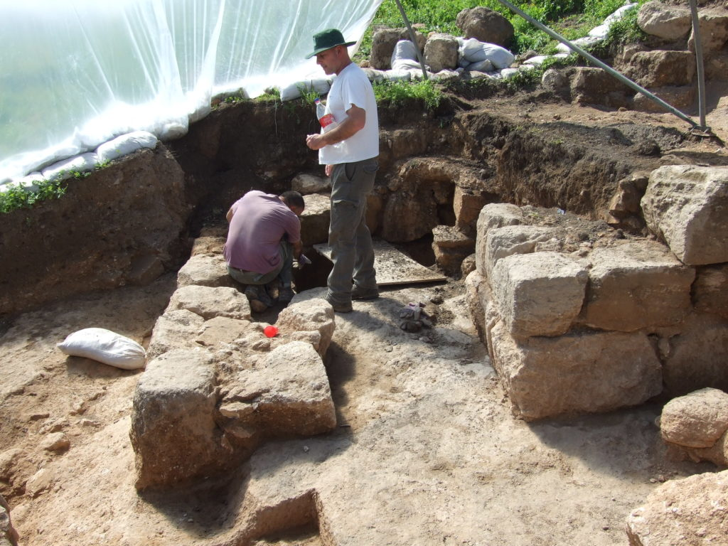 Ausgrabungen Israel